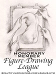 Honorary Member of the Figure-Drawing League
